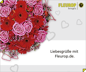 Fleurop - Die Welt braucht Blumen