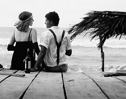 Romantik Paar