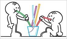 Liebeskummer nicht in Alkohol ertränken